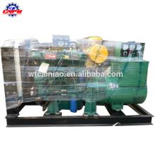 alta qualidade 110kw tipo aberto ricardo gerador diesel