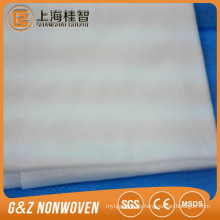 fibra compostable de fibra cortada de pla / fibra de maíz para toallitas desechables de spunlace no tejido