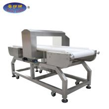 fabricant de ceintures de convoyeur détecteur de métaux en aluminium
