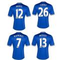Hot! 2014 2015 Grade Original Chelsea Home Jersey Soccer jersey Football Jersey