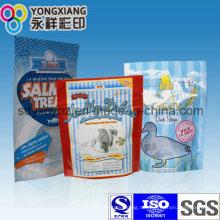 Kundenspezifische Plastikverpackung Haustier-Nahrungsmittelbeutel