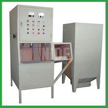 Motor stator powder coating machine