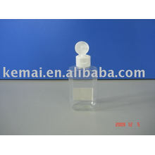 80ml flip cap bottle