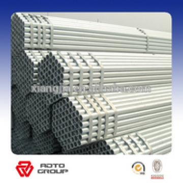 Tube d'échafaudage de construction de fournisseur chinois de prix compétitif de haute qualité