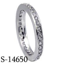 2016 Мода Ювелирные Изделия Стерлингового Серебра 925 Обручальное Кольцо (С-14650)