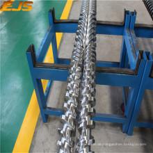 Parallel-Twin Schraube Barrel für Kunststoff Extruder Maschine mit konkurrenzfähigem Preis