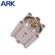 Hohe Qualität Bester Preis Double Action Cq2 Serie Aluminiumlegierung Compact Air Zylinder