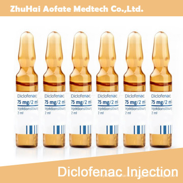 Diclofenac Injection 2ml