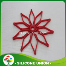 Food Grade Hollow Non-slip Silicone Mat