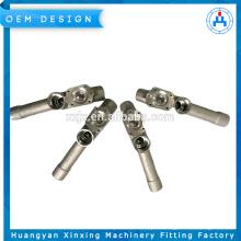 Pièces en aluminium adaptées aux besoins du client par OEM d'OEM de haute précision pour Suzuki