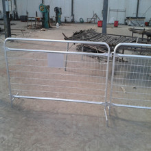 Hot-Dipp Galvanized Crowd Control Barrier