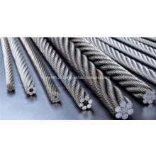 Corda de fio de aço para tração de elevador