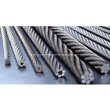 Steel Wire Rope for Elevator Traction