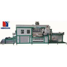 Novo design totalmente automático máquina de formação de blister de plástico