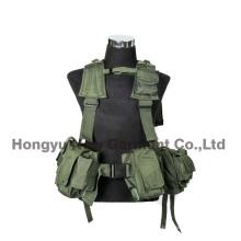 Caça de assalto tático e colete de tiro para uso militar (HY-V060)