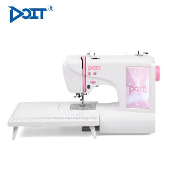 DT 9090Home Use Costura Máquina de bordar mini hogar máquina de coser doméstica