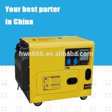 (3Kw a 5Kw) Generador diesel portátil