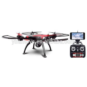 2016 Controle grande novo de Wifi FPV RC Quadcopter 2.4G 4-Eixo FPV UFO do zangão do Realtime RC com câmera