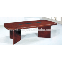 Office furniture tables for meeting room, Paper upholsterY MDF table (T06)