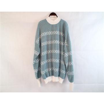 Suéter Feminino Simples de Cashmere