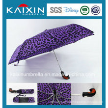 Chinese Fashion Printed Folding Umbrella