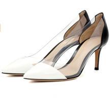 Women Pumps Transparent High Heels Sexy Wedding Party Fashion Sandals Shoes