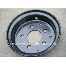 Utility split Forklift wheel rim (forklift parts)