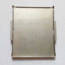 Partie d'estampage en métal en acier inoxydable sur mesure