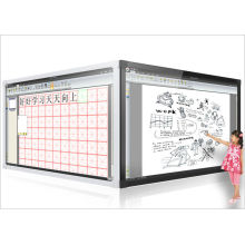 """White Black Education Interactive Whiteboard 102"""" With All In One"""