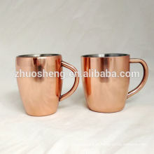 new daily copper coffee mug manufacturer KB006A