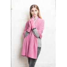 New design pashmina burgundy shawls with great price