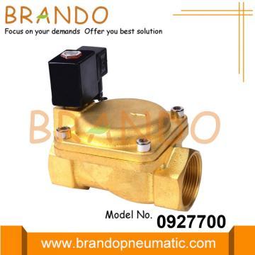 0927700 2'' Screw Air Compressor Parts Solenoid Valve