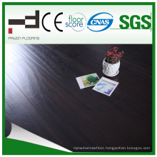 8mm CE Black Oak Embossed Finish Laminate Flooring