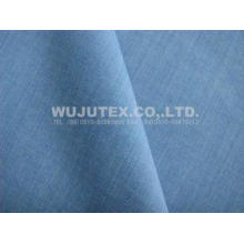 CVC Plain Weave Yarn Dyed Cotton Poly Fabric  Polyester Ble