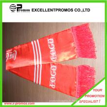 Écharpe de soie promotionnelle pour logo personnalisé (EP-W9170)