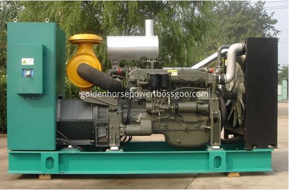 Steyr Diesel Generator