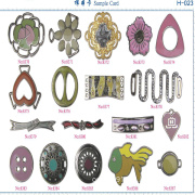 Decorative Buckles for Shoes or Bags