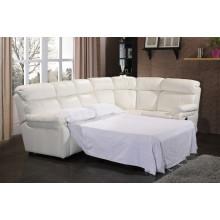 Sofá-cama em canto D841