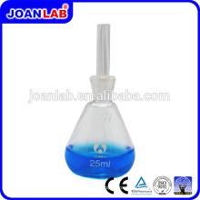 JOAN LAB Garrafa de gravidade específica de vidro Boro3.3 para uso em laboratório
