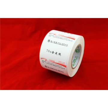 Material de PVC autoadhesivo de papel