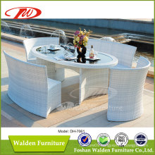 Garden Furniture Wicker Dining Set (DH-7061)