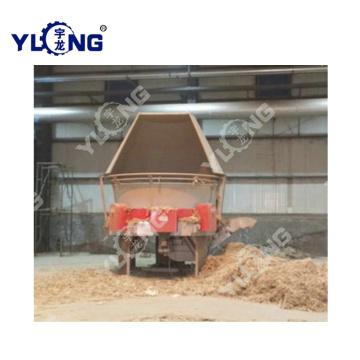 Alfalfa Grass Crusher Rotary Hammer Mill