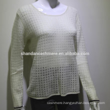 Womens cashmere sweater pullover pure cashmere sweater 2016 hot-sale sweater from factory