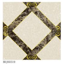 Fábrica de Carpete Tile Pattern Ikea Floor em Zibo (BDJ60319)