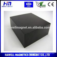 large epoxy block neodymium magnet for sale/ ROHS, ISO9001:2008