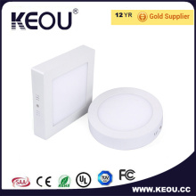 Ce/RoHS Commercial/Indoor Aluminum LED Surface Panel Light