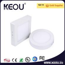 Precio de buena calidad 6W / 12W / 18W / 24W superficie panel LED luz