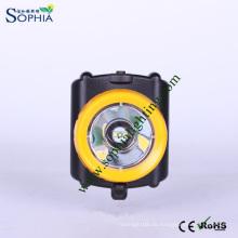 Neuer CREE Scheinwerfer, Hochleistungsscheinwerfer, Kappenlampe, Helm Lampe