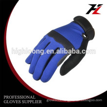 Long serve life Micro fiber OEM industrial gloves