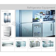 Shinelong Cold Kitchen Equipment y otras herramientas